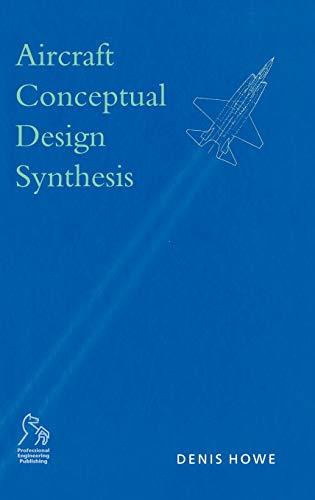 9781860583018: Aircraft Conceptual Design Syn
