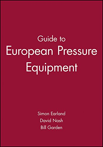 9781860583452: Guide to European Pressure Equipment (European Guide Series (REP))