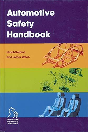9781860583469: Automotive Safety Handbook