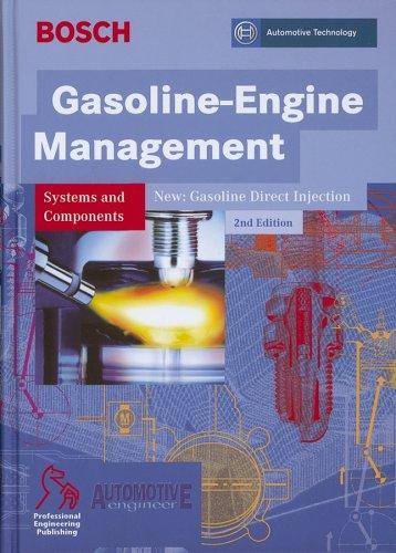 9781860584343: Gasoline-Engine Management (Bosch Handbooks (REP))
