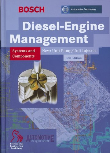 9781860584350: Diesel-engine Management (Gasoline-Engine Management)