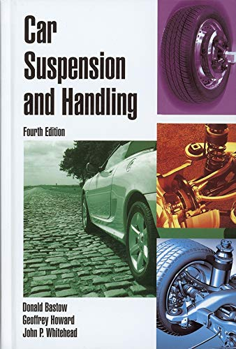 9781860584398: Car Suspension and Handling