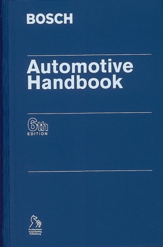 9781860584749: Automotive Handbook