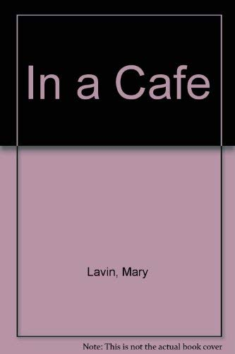 In a Cafe: Lavin, Mary