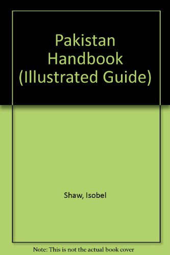 9781860630774: Pakistan Handbook (Illustrated Guide)