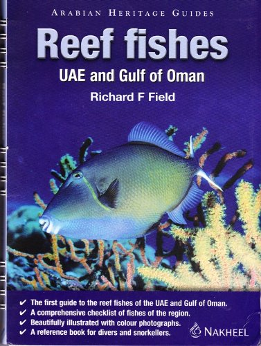 9781860631610: Reef fishes: UAE and Gulf of Oman