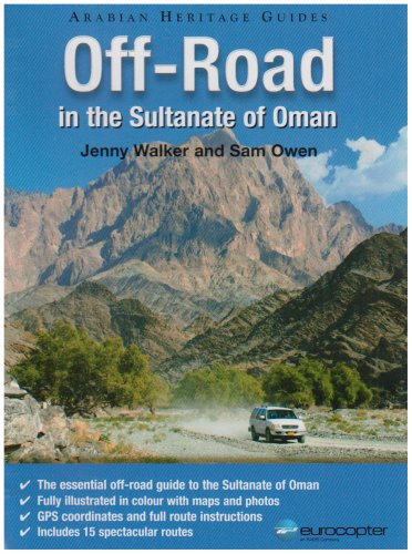 9781860631641: Off-Road in the Sultanate of Oman
