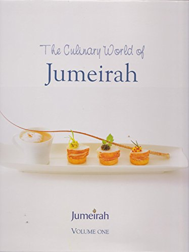 The Culinary World of Jumeirah, Vol.1: Motivate Publishing