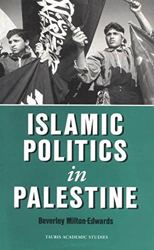 9781860640490: Islamic Politics in Palestine (Library of Modern Middle East Studies)