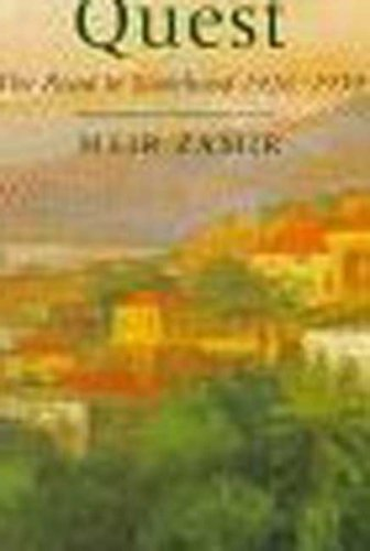 9781860641077: Lebanon's Quest: The Road to Statehood, 1929-1939 (Studies in European History (Hardcover))