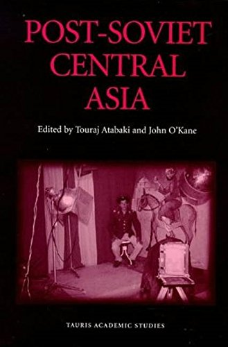 9781860643279: Post-Soviet Central Asia