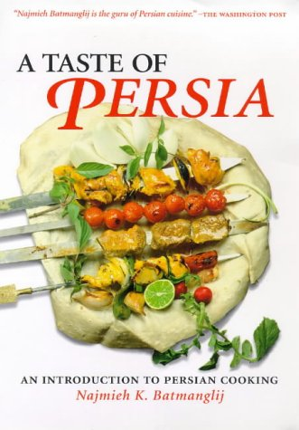 9781860644122: Taste of Persia: An Introduction to Persian Cooking