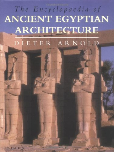 9781860644658: Encyclopedia of Ancient Egyptian Architecture