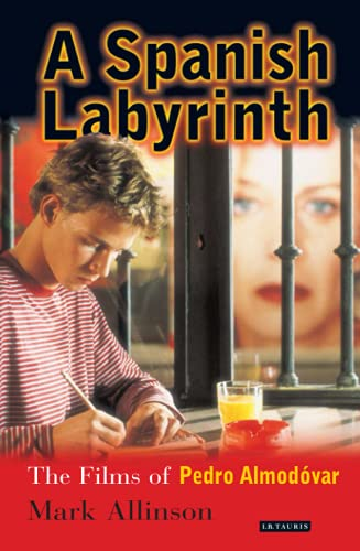 9781860645075: A Spanish Labyrinth: Films of Pedro Almodóvar, The