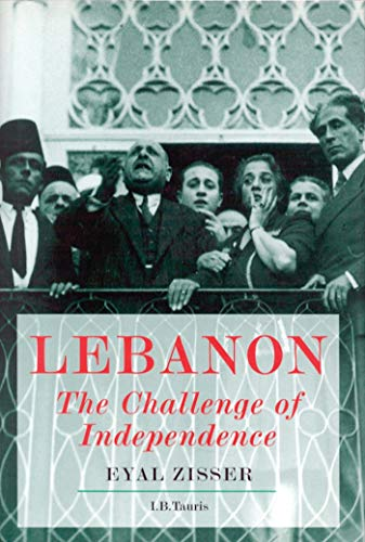 9781860645372: Lebanon: The Challenge of Independence