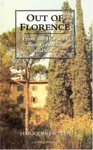 9781860645433: Out of Florence: From the World of San Francesco di Paola