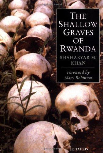 9781860646164: The Shallow Graves of Rwanda