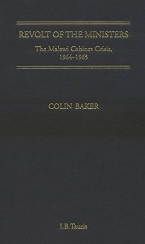 9781860646423: Revolt of the Ministers: The Malawi Cabinet Crisis 1964-1965