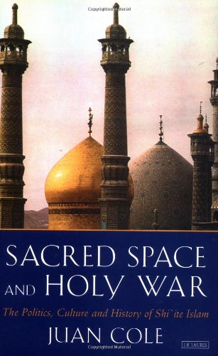 Sacred Space And Holy War: The Politics,: Cole, Juan
