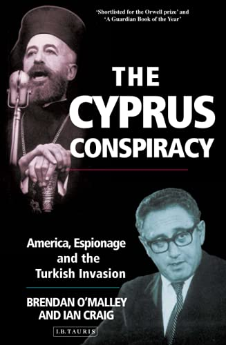 9781860647376: The Cyprus Conspiracy: America, Espionage and the Turkish Invasion