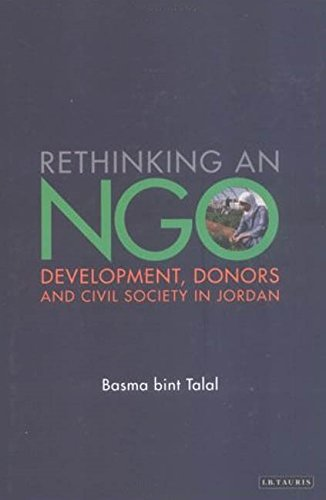 9781860649257: Rethinking and NGO: Development, Donors and Civil Society in Jordan