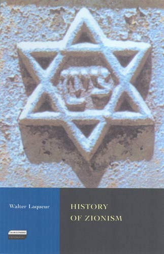 9781860649325: The History of Zionism