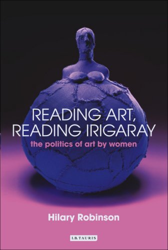 9781860649530: Reading Art, Reading Irigaray: The Politics of Art by Women