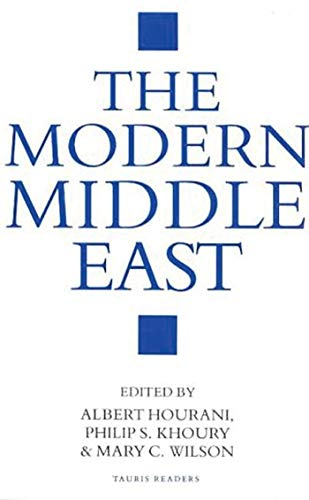 Modern Middle East, The