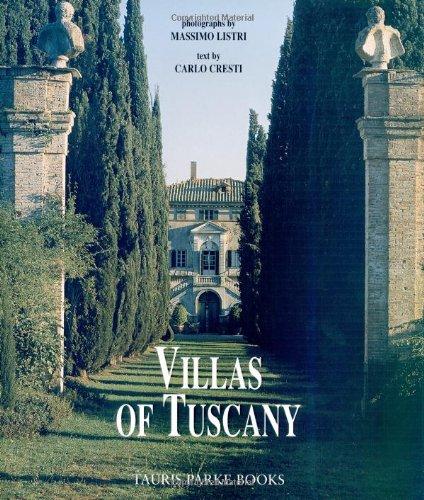 9781860649981: Villas of Tuscany