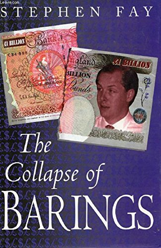 9781860660375: The Collapse of Barings