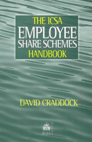 9781860720970: ICSA Employee Share Schemes Handbook