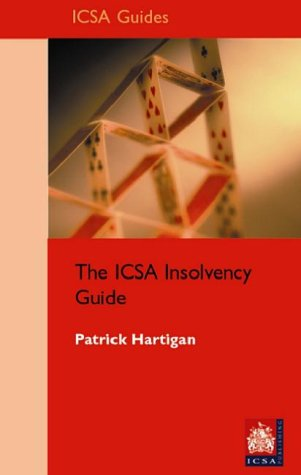 9781860721830: The ICSA Insolvency Guide