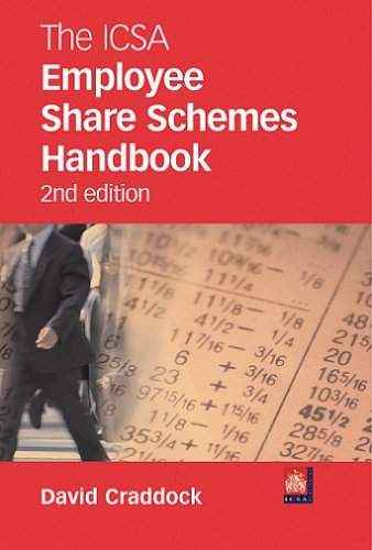 9781860722899: The ICSA Employee Share Schemes Handbook