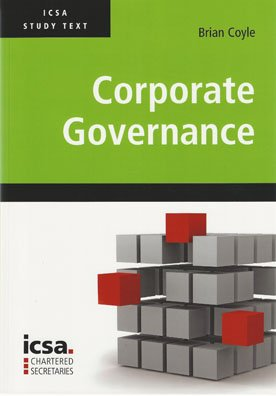 9781860724978: ICSA Study Text in Corporate Governance (CSQS)