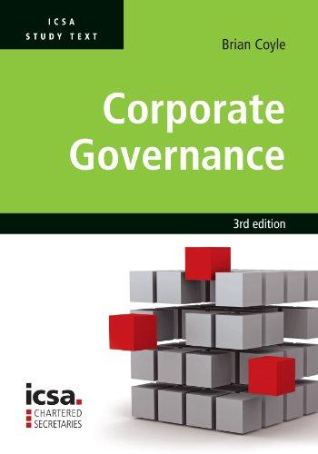 9781860725647: Corporate Governance 3e