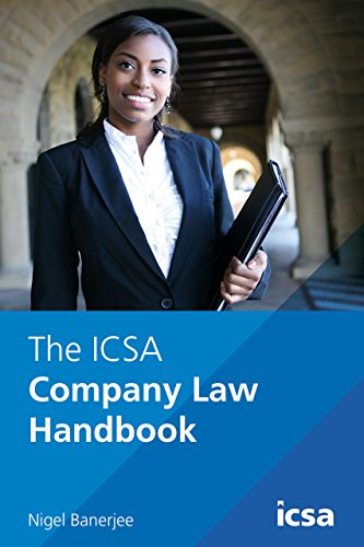9781860726118: The ICSA Company Law Handbook