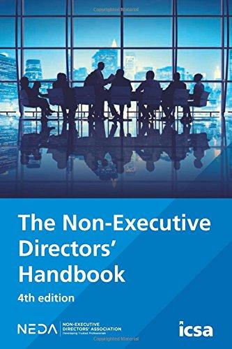 The Non-Executive Directors Handbook (Paperback): Brian Coyle