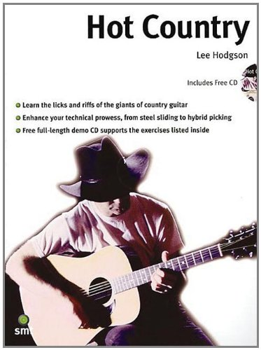 Hot Country Guitar (Music Sales America): Hodgson, Lee