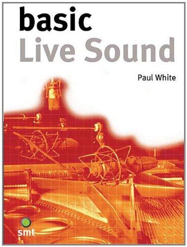 9781860742712: Basic Live Sound Livre Sur la Musique