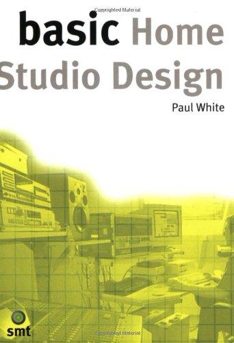 9781860742729: Basic Home Studio Design (The Basic Series) (Sound on Sound)