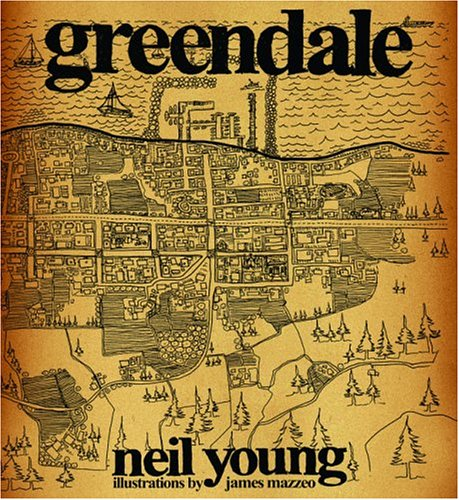 Greendale (SIGNED): Young, Neil; Mazzeo,