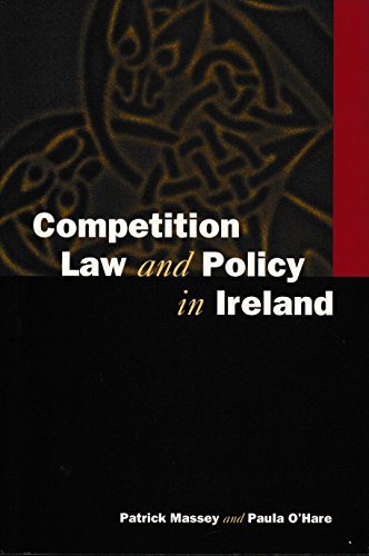 9781860760211: Competition Law and Policy in Ireland