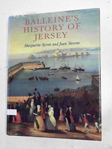 9781860770654: Balleine's History of Jersey