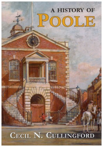 9781860772672: A History of Poole