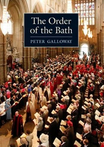 The Order of the Bath: Peter Galloway