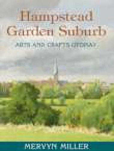 9781860774041: Hampstead Garden Suburb: Arts and Crafts Utopia?