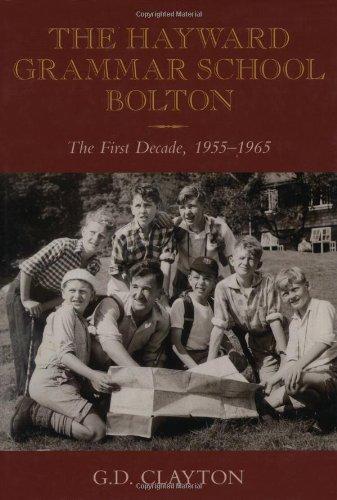 9781860775192: Bolton's Hayward Grammar School