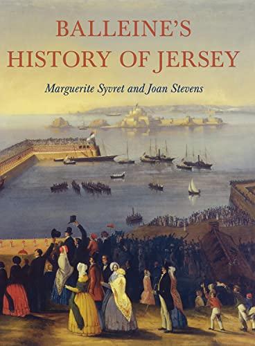 9781860776502: Balleine's History of Jersey