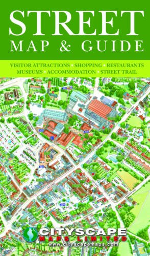 9781860800504: Street Street Map and Guide