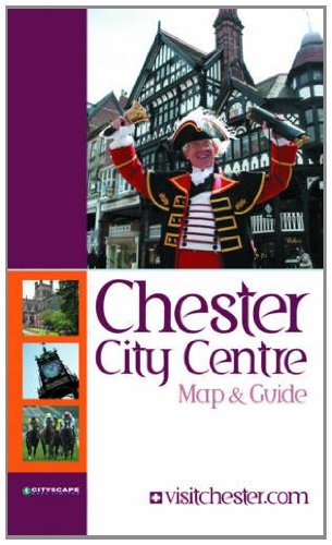 9781860800726: Chester City Centre Map and Guide
